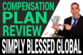 Simply Blessed Global Review – Scam? Compensation Plan Details
