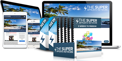 Super Affiliate Network Products
