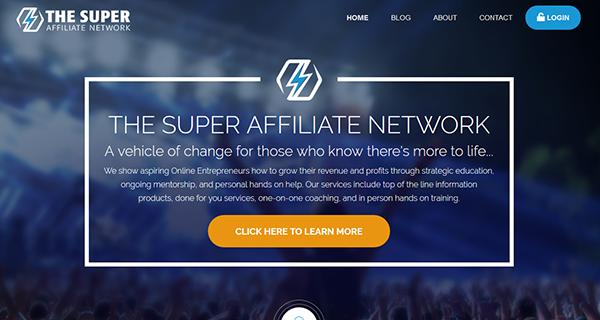 Super Affiliate Network Reviews