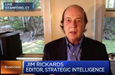 Strategic Intelligence by Jim Rickard's Reviews