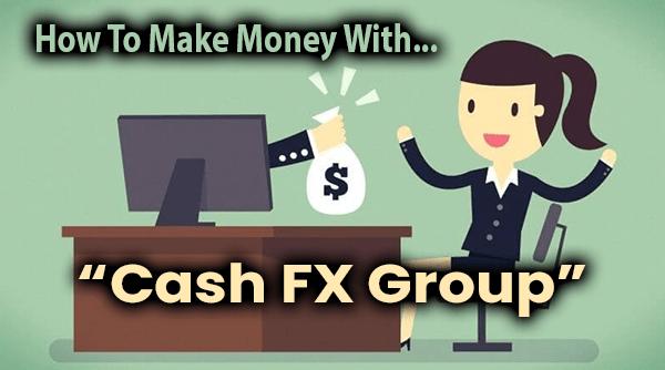 Cash FX Group Compensation Plan Breakdown