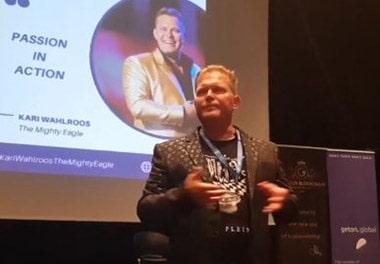 Geton Global Owner CEO Founder