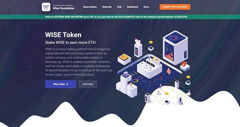 What Is Wise Token