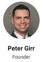 Wise Token Founder CEO Peter Girr