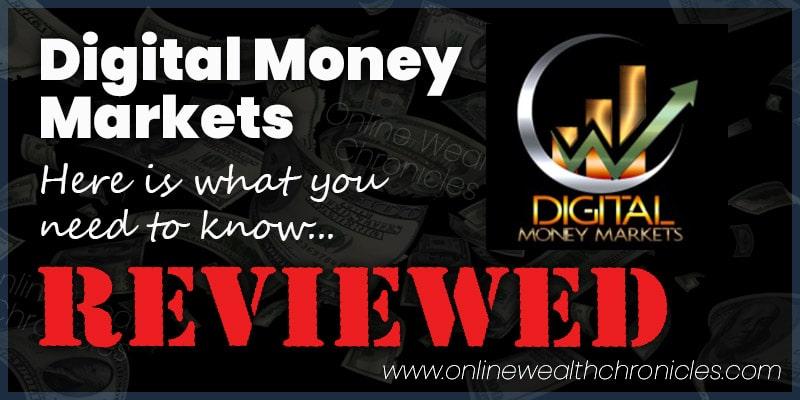 Digital Money Markets Review Scam ROI Compensation Plan