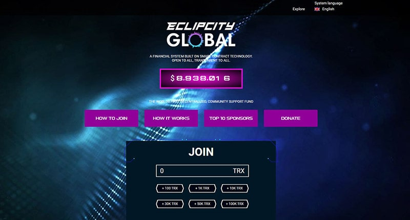 What Is Eclipcity Global