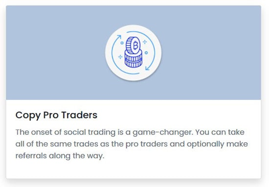 Copy Pro Traders Service Software AI