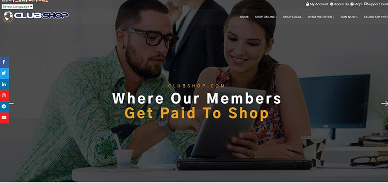 What Is ClubShop