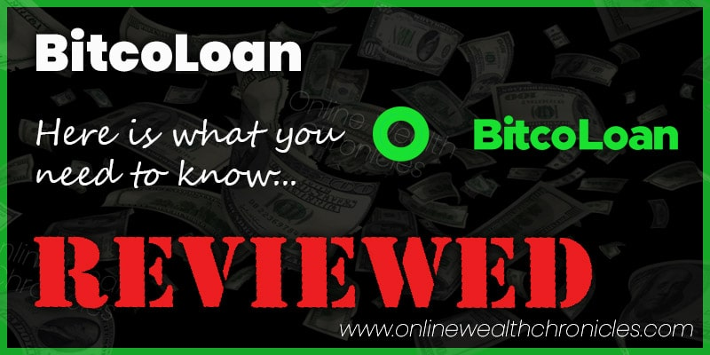 BitcoLoan Review Scam ROI Compensation Plan