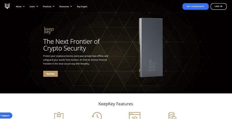 Keepkey Hardware Wallet Overview