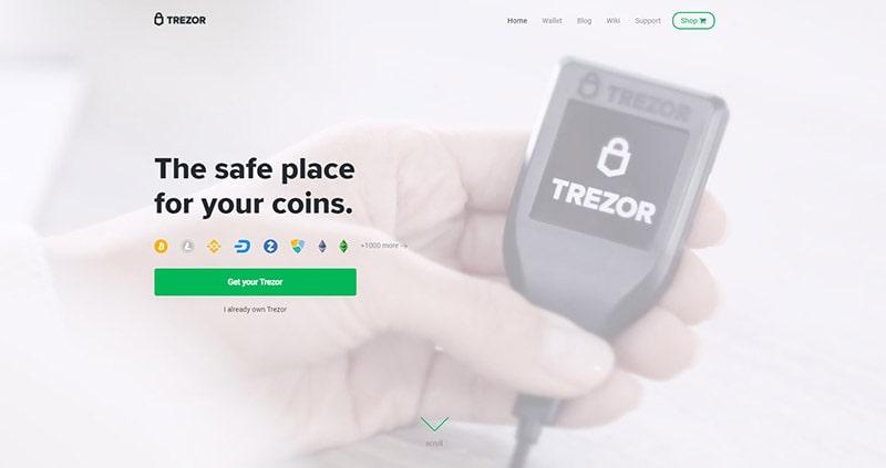 Trezor One Overview