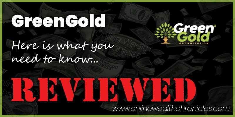 GreenGold Review Investment Scam ROI Compensation Plan
