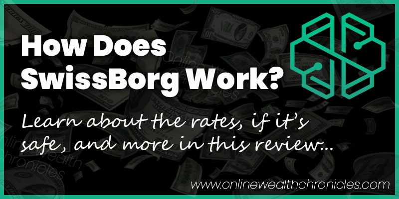 SwissBorg Review How Does It Work