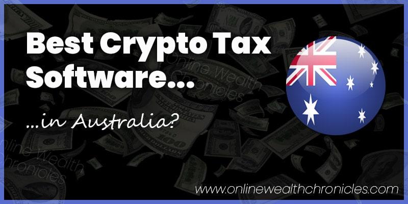 Top 10 Best Crypto Tax Software Australia