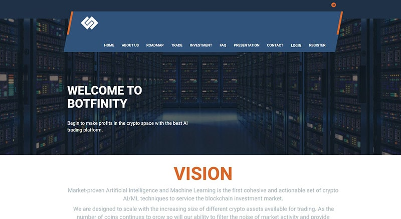 What Is Botfinity