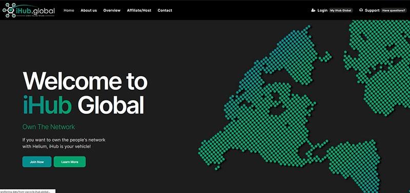 What Is iHub Global