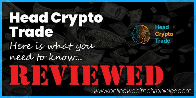 Head Crypto Trade Review Scam ROI Referral Plan