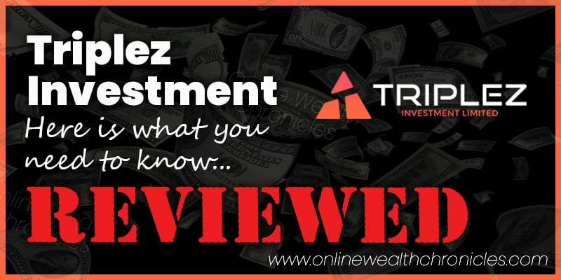 Triplez Investment Review Scam ROI Plans